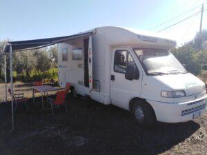 NOLEGGIO CAMPER IN SICILIA