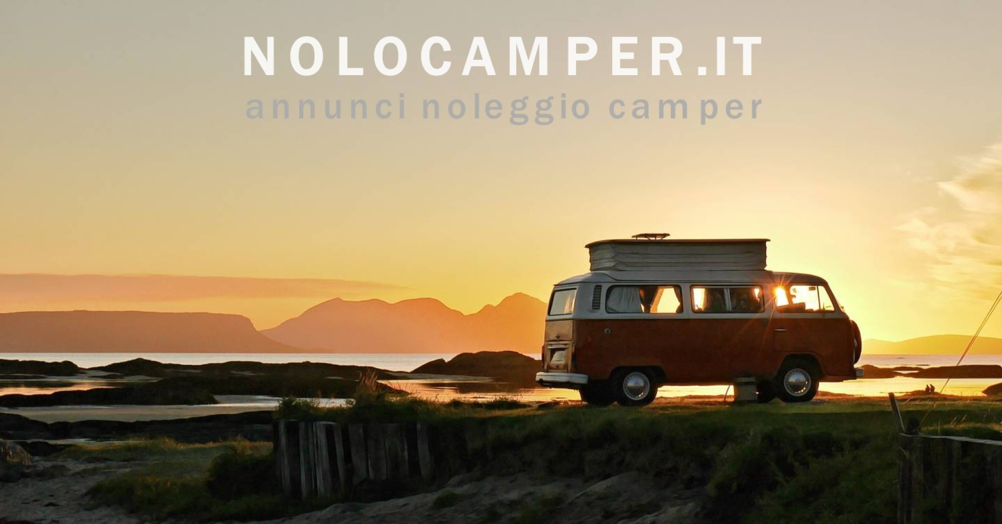 Nolo Camper, Noleggio Camper